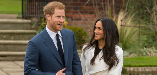 prince harry and meghan markle s wedding date has been confirmed heart radio