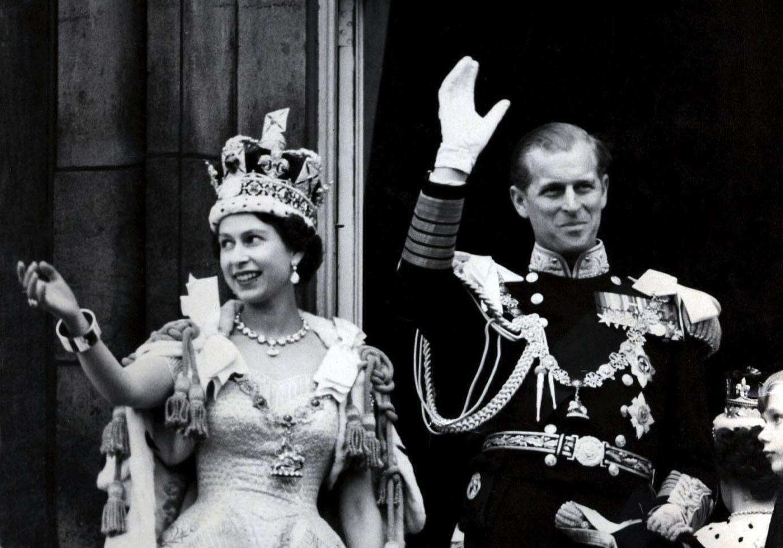Queen Elizabeth and Prince Philip's Wedding