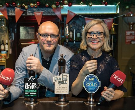 Dixie & Emma's Christmas Pub Quiz at The Woolpack