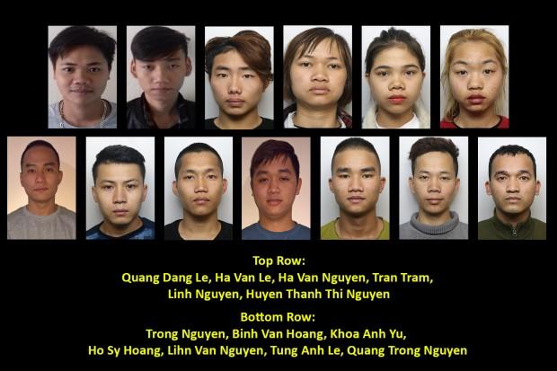 Vietnamese Teens