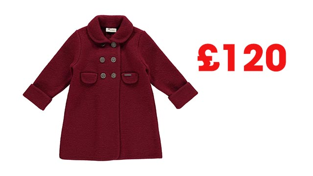 Princess Charlotte's school outfit