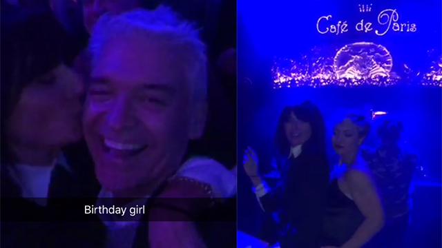Davina's 50th Birthday
