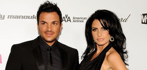 katie price and peter andre relationship