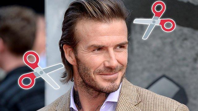 Fans Go Into Meltdown Over David Beckham S Drastic New Look