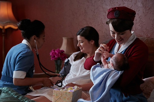 Sophie Austin Call The Midwife