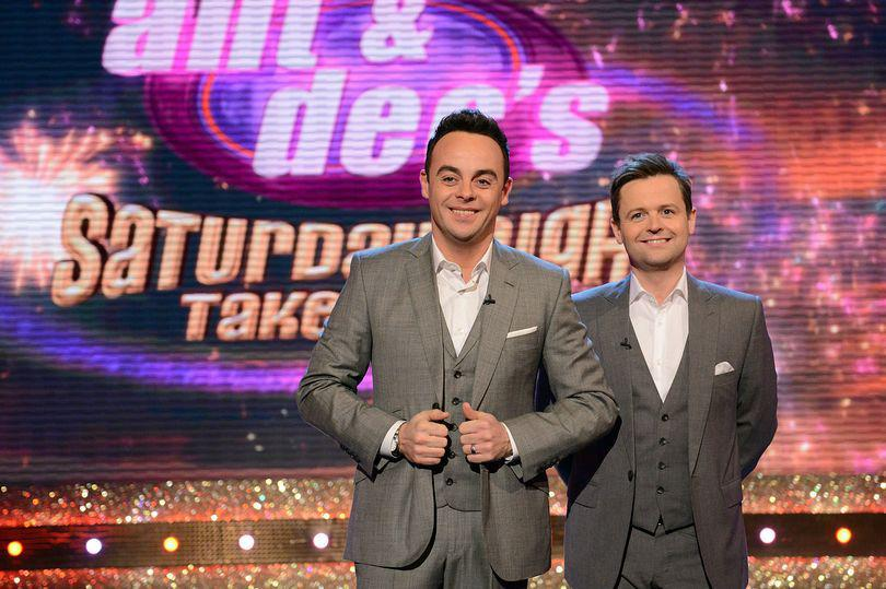 Ant And Dec Saturday Night Takeaway 3
