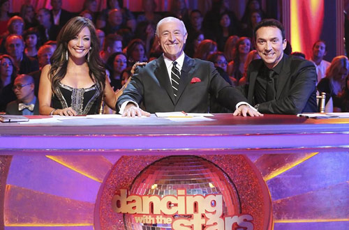 Len Goodman Dancing With The Stars