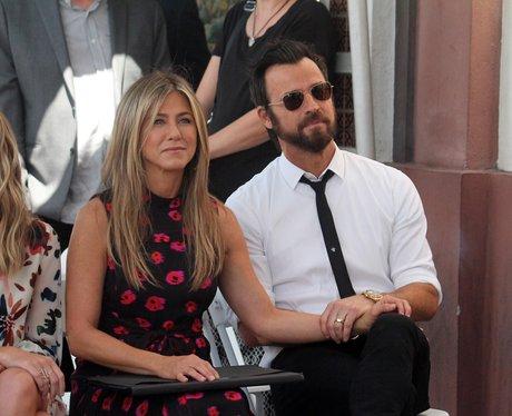 Jennifer Aniston splits from  Justin Theroux