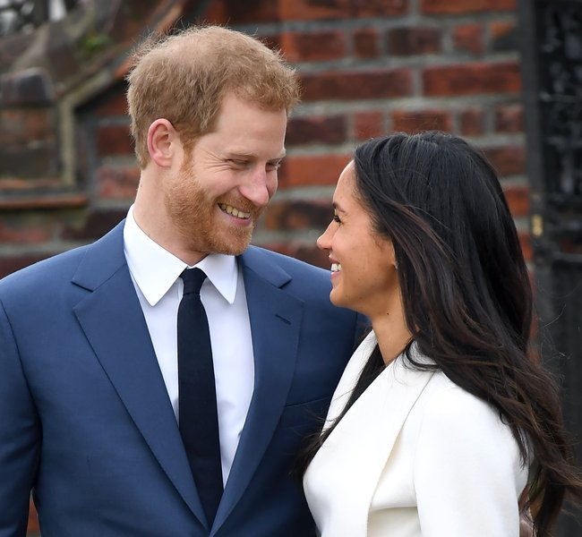 This Is The Wedding Dress Meghan Markle Wore For Her First Marriage
