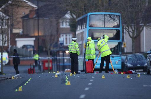 Coventry Toddler Crash - Feb 2018