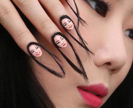 Hairy Nails