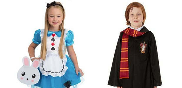 kids costume  sc 1 st  Heart Radio & These Are The Best World Book Day Costumes On The High Street