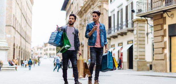Clothes Shops Mens Uk