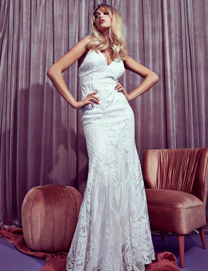 Brides Can Now Buy Designer Dresses For Under £50 With These Lookalikes