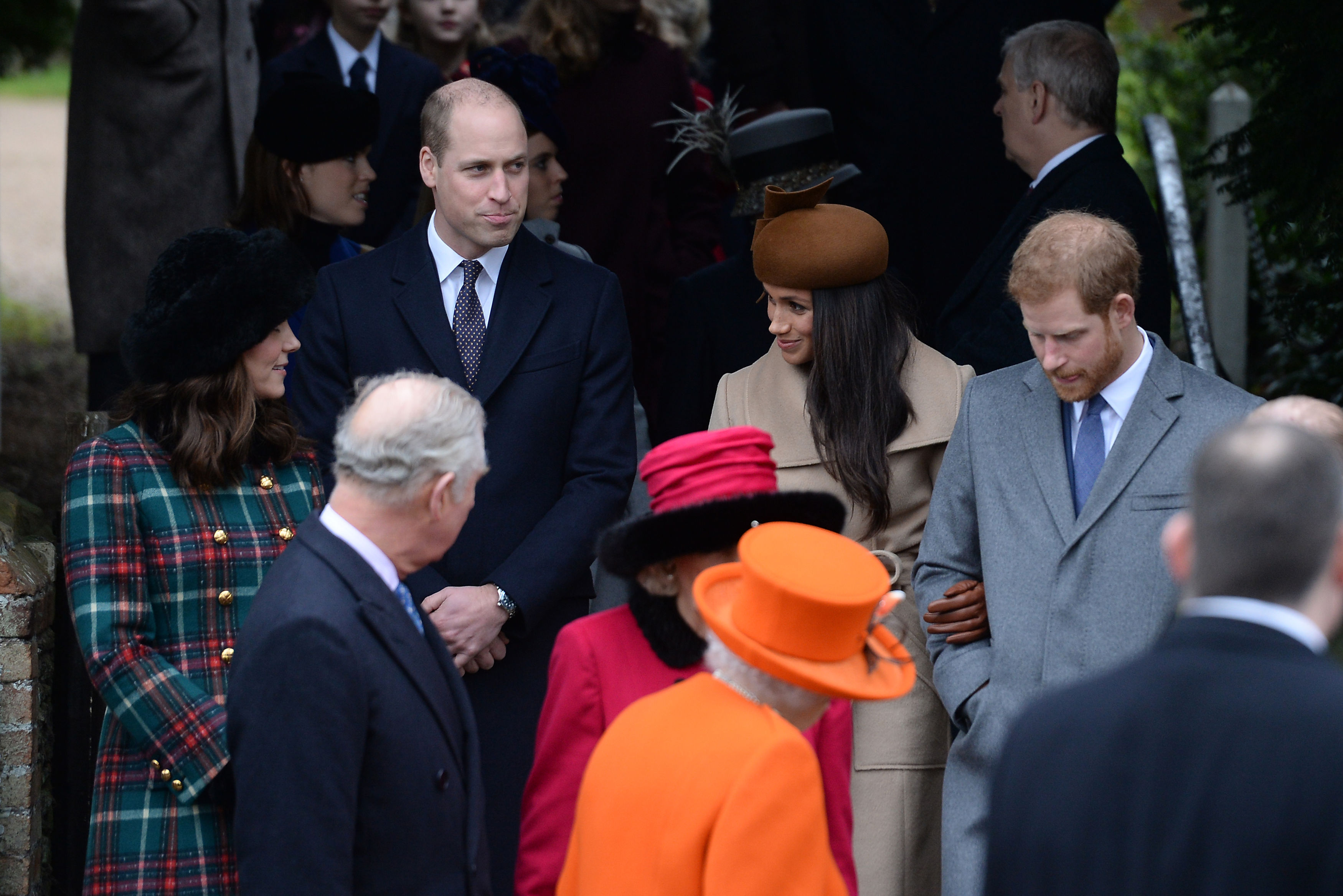 Meghan Markle Prince Harry and Family