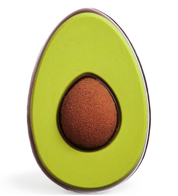 the avocado egg