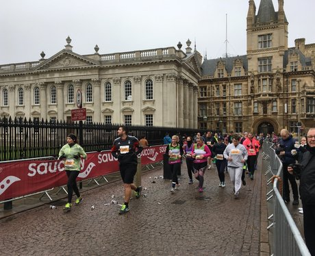 Cambridge Half Marathon 2018
