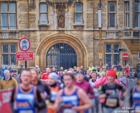 Cambridge Half Marathon 2018
