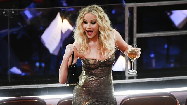 jennifer lawrence oscar 2018 speech