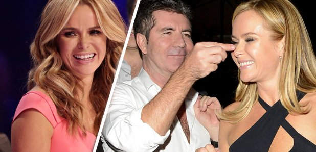 Amanda Holden Reveals What Really Happened On That Date With Simon Cowell