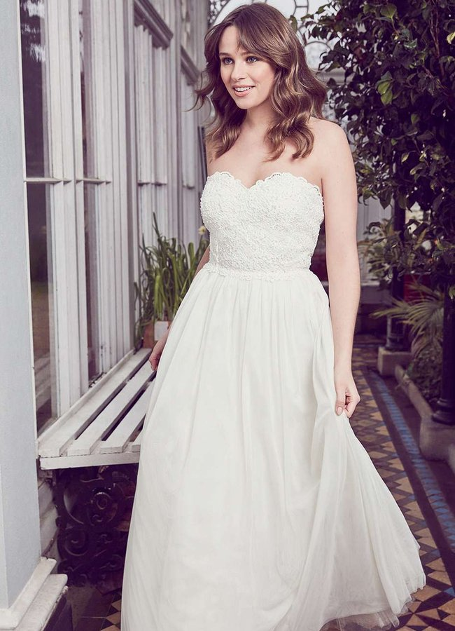 f277a5979b4bd4 These Stunning High Street Wedding Dresses Are Beautiful AND A Bargain