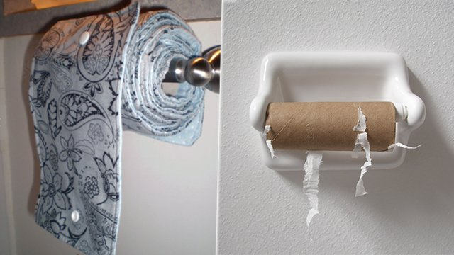 Toilet Paper Is Being Ditched And Replaced By A Reusable