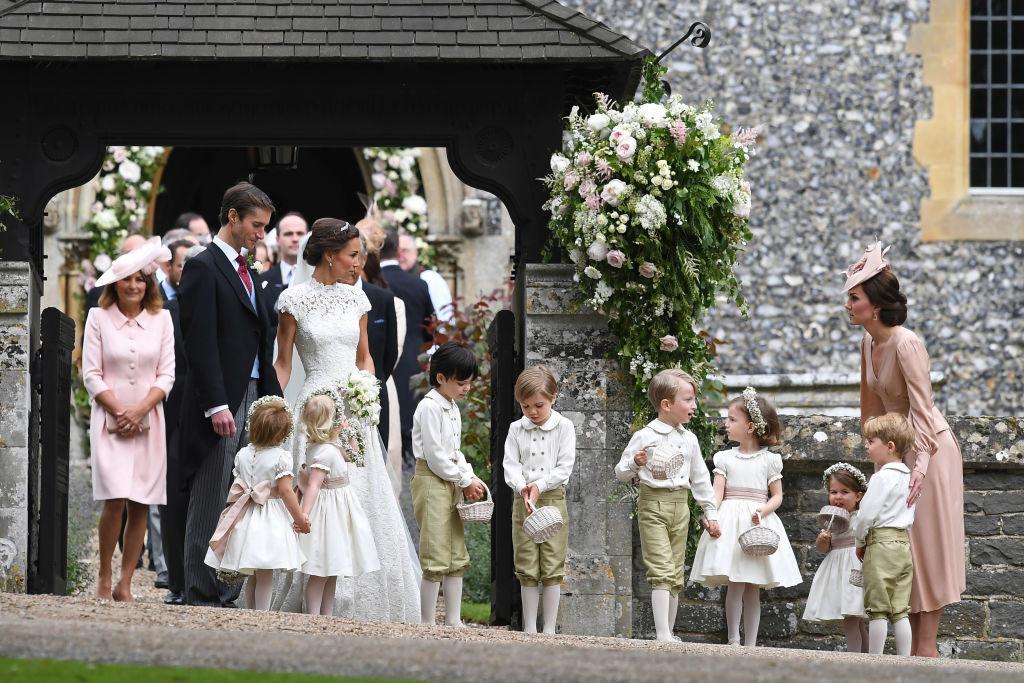 pippa, Middleton, Kate, duchess of Cambridge