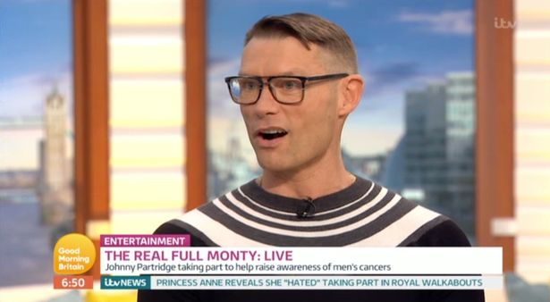 John Partridge, Good Morning Britain