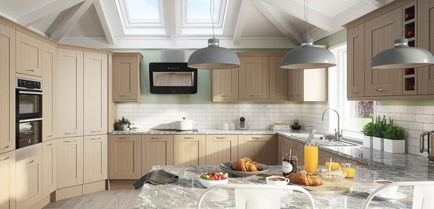 Win £500 To Revamp Your Kitchen With Magnet Kitchens - Heart ...