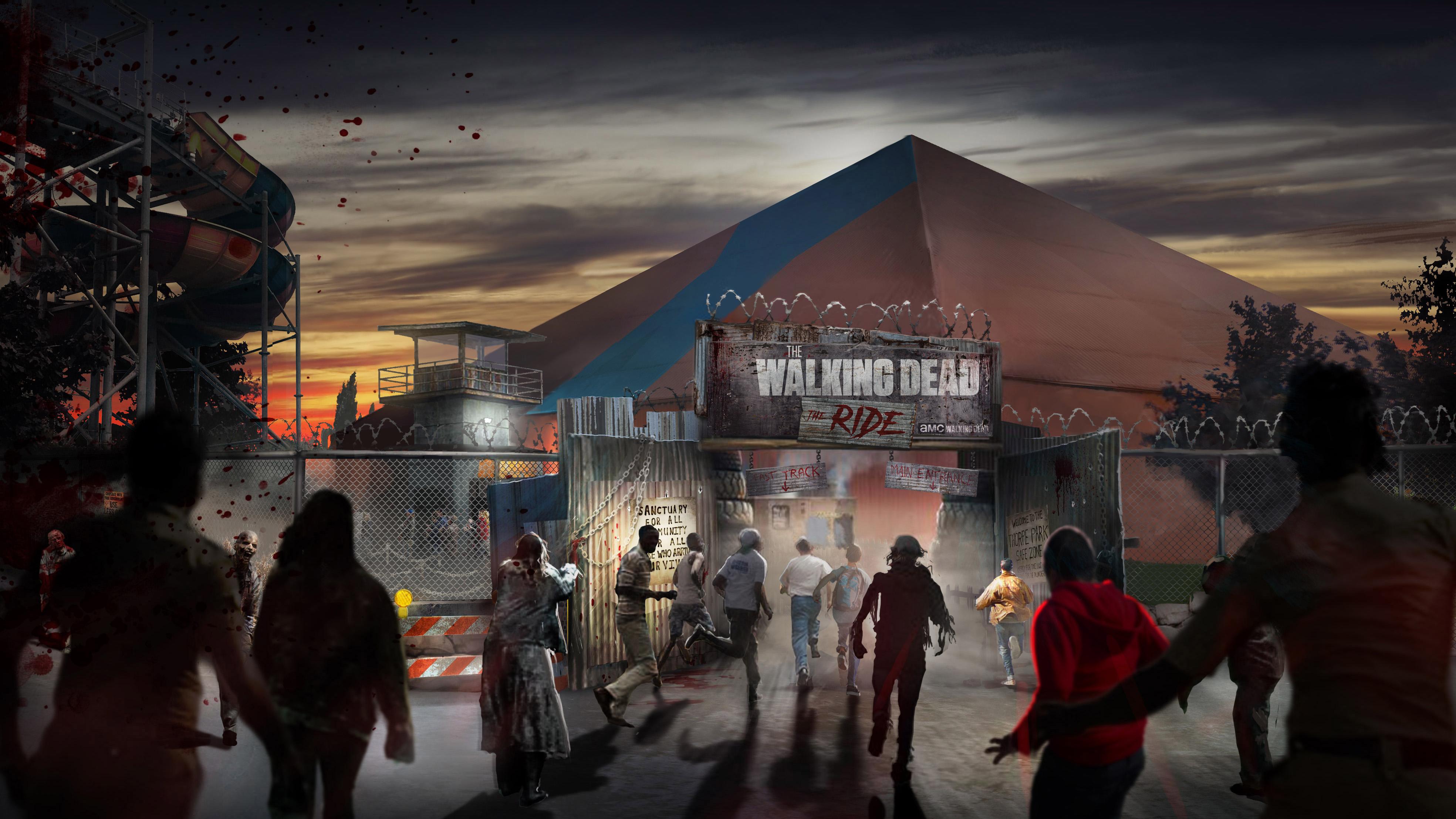 Walking Dead Ride