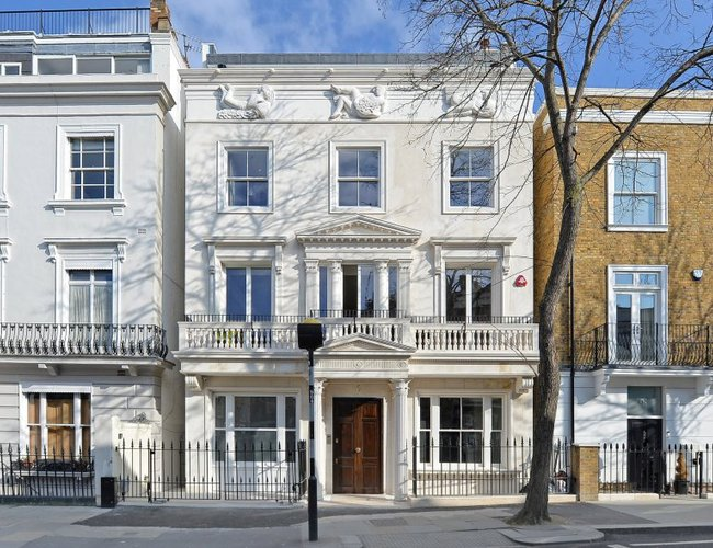 A sneaky peak inside Notting Hill\'s most expensive home