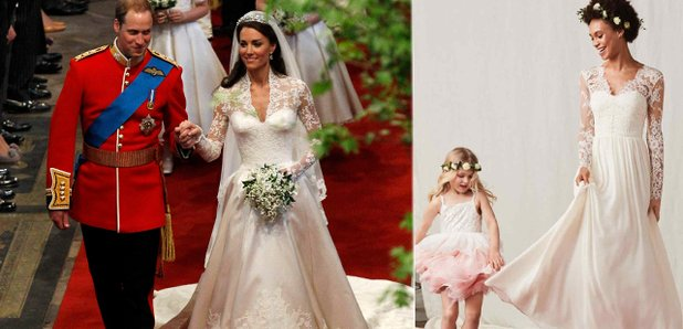 This Shop Stocks A Kate Middleton Inspired Wedding Dress For Under 150