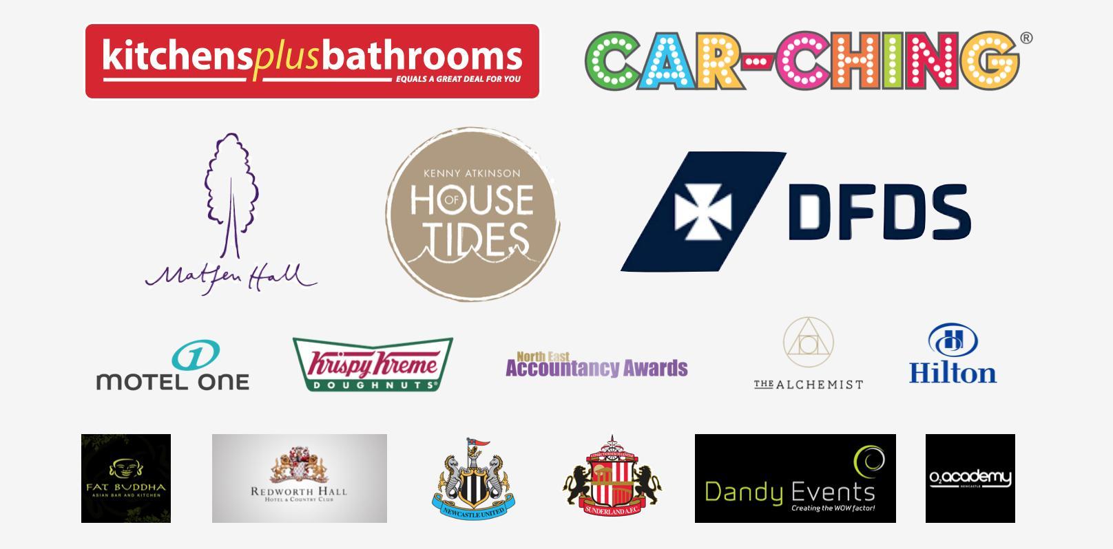 Newcastle Logos 2018