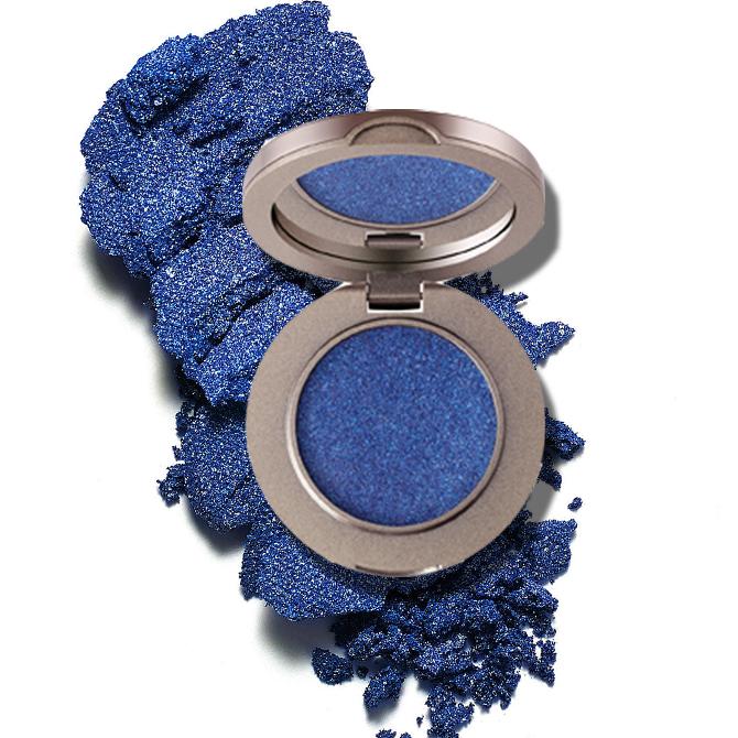 Colour intense compact eyeshadow