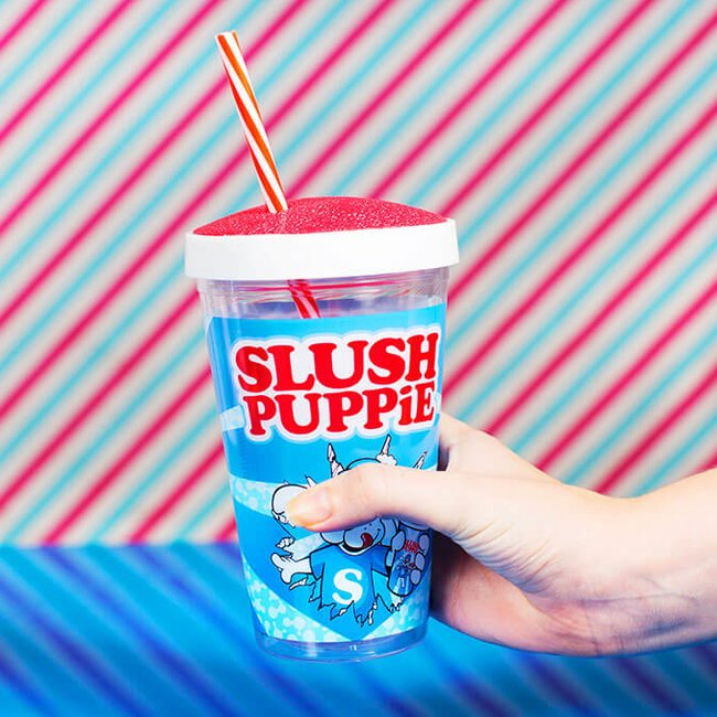 You can now buy your very own Slush Puppie machine