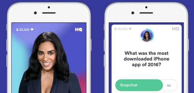 What is HQ app? How to play and win money on the quiz game