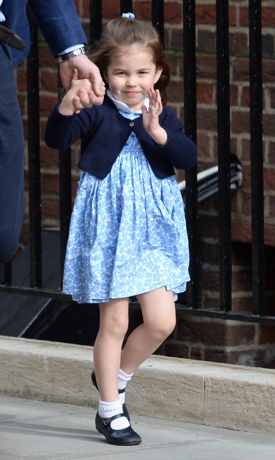 Princess Charlotte's Dress