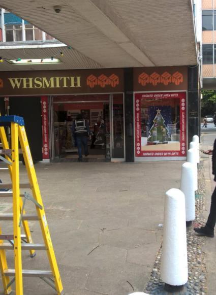 WH Smith Black Mirror