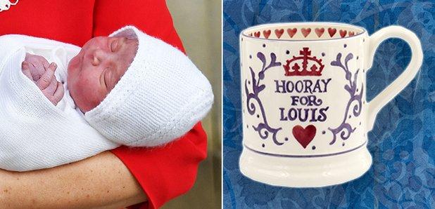 Emma Bridgewater S Cute Mug To Celebrate Prince Louis Is A
