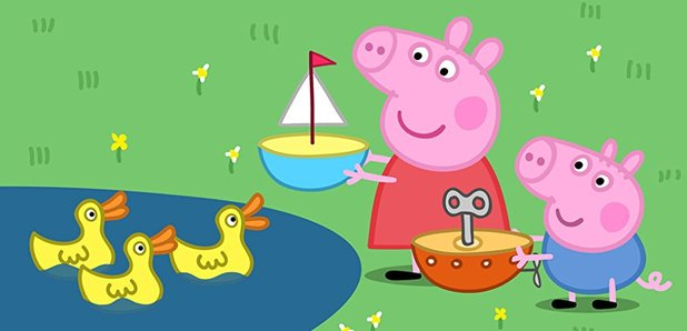 The bizarre reason Peppa Pig is banned in China - Heart