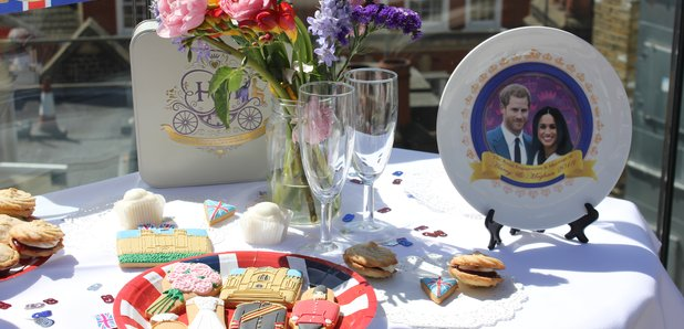 Royal Wedding Party.How To Throw The Perfect Royal Wedding Street Party