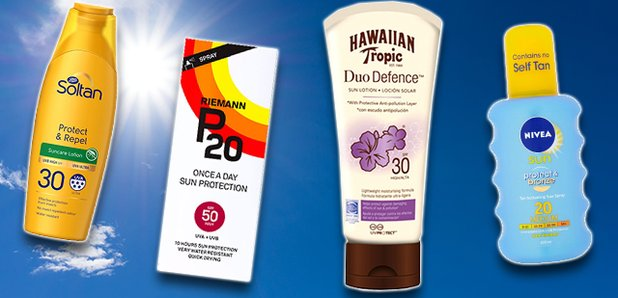 The best 7 sun cream products on the high street