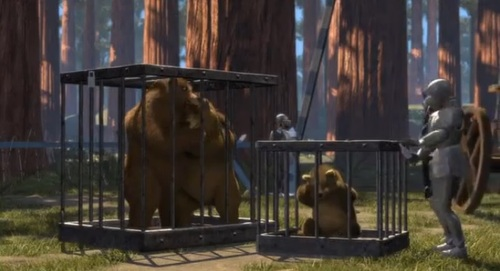 3 Bears Shrek