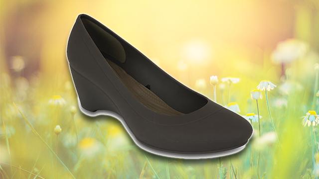Crocs Heel