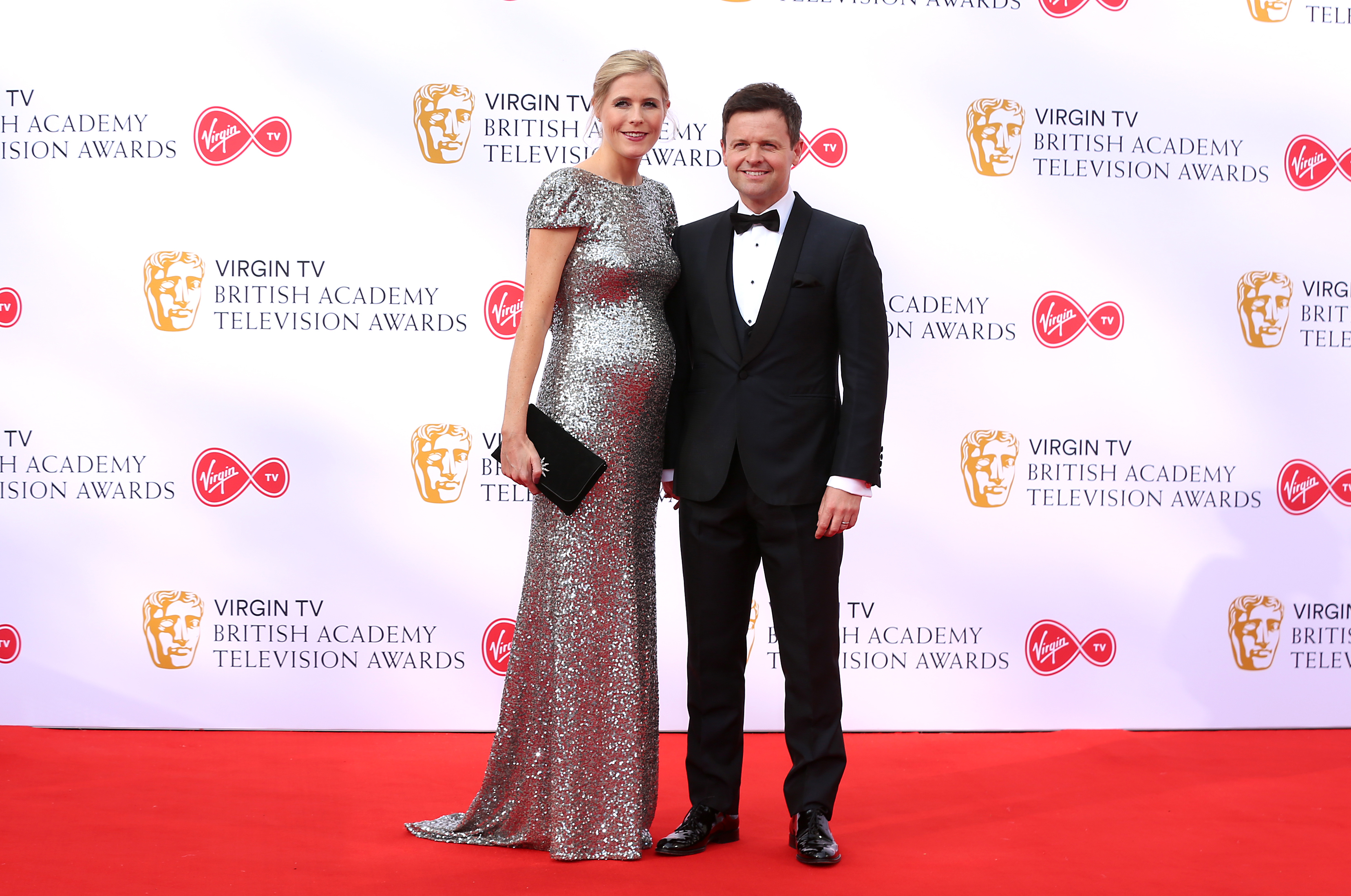 Dec and Ally at BAFTAs