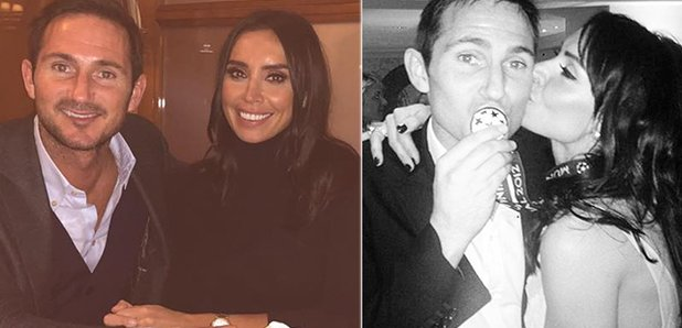 Christine Lampard Is Expecting First Baby With Husband Frank