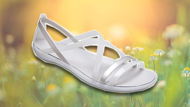 Isabella Crocs Sandal