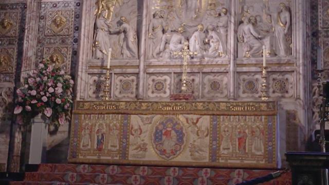 St George's Chapel interior