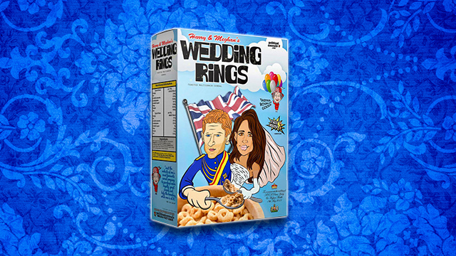 Wedding Ring Cereal