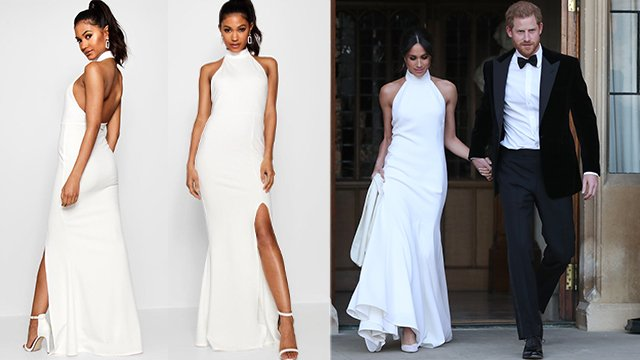 Boohoo Are Selling A £22 Version Of Meghan Markle's Second